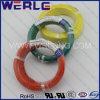 PVC 1015 d'A.W.G. 16 d'approbation d'UL isolé a étamé le câble de cuivre