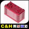Fabricante que muele que trabaja a máquina del CNC del aluminio para los componentes mecánicos modificados para requisitos particulares