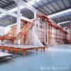 Lopende band van de Deklaag van het Poeder van het Profiel van het aluminium de Verticale