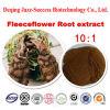 Polygonum Multiflorum (estratto) della radice del fleeceflower Herbal Extract! Base 100% della natura del commercio all'ingrosso Polygonummultiflorum, polvere di Multiflorum del Polygonum di base