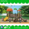 Campo de jogos ao ar livre do campo de jogos quente das crianças do parque da escola da venda