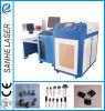 Machine de soudure laser De scanner de fibre de scanner de Digitals pour l'interpréteur de commandes interactif en métal