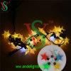 星が付いている商業LEDストリングライト