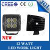 12W lámpara de la luz del trabajo de la vaina LED con Emark