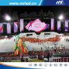 P20mm 풀 컬러 SMD 3528&#160로 광고를 위한 임대 실내 발광 다이오드 표시 영상 벽;
