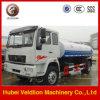 caminhão de petroleiro de 4X2 HOWO 15 toneladas
