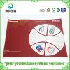 Feuillet/catalogue bon marché d'impression offset d'impression de papier d'art (pour la promotion)