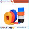 Boyau de débit de PVC Layflat de la vente en gros 12 d'usine
