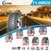 Neumático Bustyre del patrón caliente/del carro pesado (polimerización en cadena y TBR)