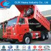 Mineração resistente do caminhão de descarregador de Sinotruk HOWO