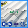 Aoci PC Corrugated Transparent Roof Sheet Corrugated Sheets (1mm)