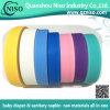 Bueno resellar la cinta/la cinta adhesiva para las materias primas de la servilleta sanitaria