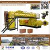 Machine de fabrication de brique automatique mobile de boue (JKR45/45-2.0)