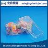 Коробка шоколада прямоугольника пластичная