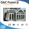 販売のためのDIYの移動可能なプレハブの庭の家のデザインによって曲げられるSunroom