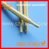 High Performance Cross - Linked PE Yellow Green Heat Shrink Tube
