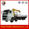 3-25 тонна Truck с Crane, Truck Crane, Truck Mounted Crane