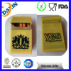 Umweltfreundliches buntes Drucken-förderndes mehrfachverwendbares Silikon-Zigarettenetui