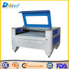 CNC Leather Co2 Laser Cutting Machine Reci 80With100W