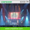 Affichage à LED de publicité polychrome d'intérieur de la qualité P10 de Chipshow