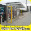 カスタマイズされたプレハブのバス停の避難所