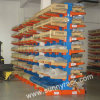 Cantilever selettivo Racking per Storage Wood Materials
