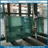 Vidrio laminado aislado completamente templado del claro de la construcción de edificios de la seguridad