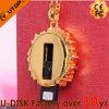 Cadeaux chauds d'affaires glissant l'USB principal (YT-6274L1)