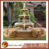 Fontaine d'eau extérieure de stationnement de décoration
