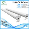 Office /Supermarket에 있는 를 사용하는을%s 가진 1200mm LED 세 배 Proof Tube Light