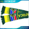 Lenço do esporte do jacquard de África do Sul para os fan de futebol (M-NF19F10020)