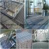 Druck-Verschluss-Stahlvergitterung für gute Verwendung