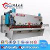QC11k 8mm2500mm de Hydraulische Scherende Machine van de Guillotine voor het Scheren van het Metaal van het Staal