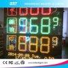El LED rojo de gas Precio Display
