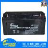 Батарея свинцовокислотной батареи 12V 65ah наивысшей мощности солнечная перезаряжаемые