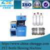Machines semi-automatiques de soufflage de corps creux de bouteille d'eau d'animal familier de Zg-2000A