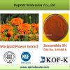 HPLC зеаксантина 5% порошка выдержки цветка ноготк