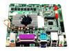 6 carte mère plot à bord de 2GB d'USB Intel Nm70 \ 4GB DDR3 DDR3 1066/1333/1600MHz 1*RAM (ITX-1037D2C)