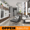 Conception duplex contemporaine de style concis pour appartement (OP16-HS04)