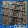 ステンレス鋼ワイヤー編みこみのロープの網の平らな屈曲の金網のコンベヤーベルト