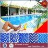 Mattonelle di mosaico blu di vetro di mosaico di progetto della piscina dell'hotel 25X25mm