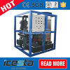 Prix de machine de glace de tube de design compact d'Icesta