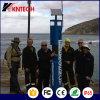 Blue Light Emergency Telephone Knem-21 avec système d'alarme de sécurité sans fil