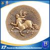 Воинская античная выдвиженческая монетка 3D