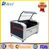 tagliatrice dell'incisione del laser del CO2 di 1300*900mm Jinan Dekcel 80W per gomma piuma di vetro di cuoio da vendere