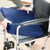 Coussin de fauteuil roulant de mousse de mémoire avec la garniture de refroidissement de gel