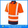 Camisa uniforme reflexiva por atacado maioria do polo T da roupa de trabalho