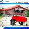 weg von Straßen-Dach-Zelt-kampierendem Schlussteil