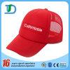 Casquillo bordado algodón de encargo promocional del deporte del Snapback del regalo del sombrero del ocio