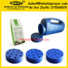 Пластичные соль руки и сеялка, сподручный распространитель удобрения 2000ml